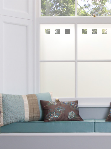 Frosted Window Film Design G2-A3 - Note: This is a tiny thumbnail image; We recommend pinning the larger gallery image